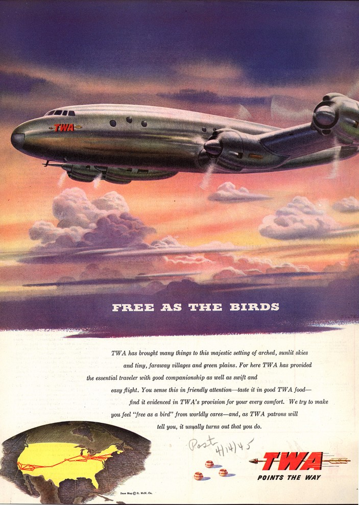 Free as the Birds 1945
